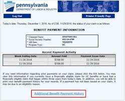 Pennsylvania How Unemployment Payments Are Considered