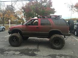 1998 chevy blazer 1 ton build - Pirate4x4.Com : 4x4 and Off-Road Forum