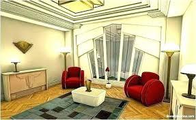Deco Living Room Interesting Art Deco Glass Room Divider Inspirational Living Rooms Ideas Home
