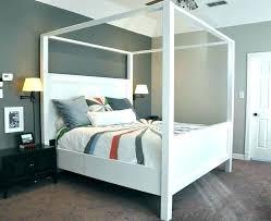 wooden canopy bed frame – sureplumb.info