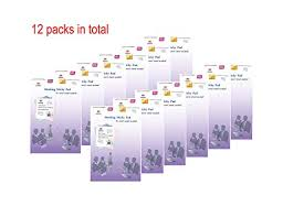 12 Packs 4a Super Sticky Easel Pad White Sheets Meeting Pad Self Stick Flip Chart Paper Great For Team Work 23 X 31 5 Inches Large Size 20