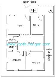 lighting plan for living room vastu   Living Room LightingVastu plan for North facing plot   Vasthu Rengan Com