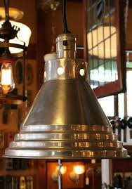 aluminum pendant light made with repurposed vintage materials an old portland hardware architectural