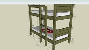 Bunk bed with stairs plans Stair Measurement The Sketchup Basic Bunk Bed Design Pro Tool Guide 68 Amazing Diy Bunk Bed Plans