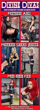 Divine Divas New Dommes Mistress Sidonia s Femdom Blog