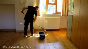 how to clean wood floors without sanding