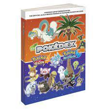 Pokemon Sun & Moon Guide Book READY STOCK