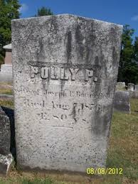 Polly Powers Butterfield (1796-1876) - Find A Grave Memorial