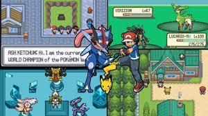 Pokemon Light Platinum ROM 【Free Download】 (GBA Hacks)