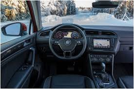 2018 volkswagen tiguan interior.  tiguan the new luxurious and modern interior of the volkswagen tiguan is a winner  in my book made its reputation as being more practical functional  inside 2018 volkswagen tiguan n