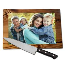 enjoy a favorite memory while cooking and create your own customized cutting board with a unique