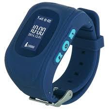 <b>Часы</b> с GPS трекером <b>Кнопка Жизни</b> К911 Blue - отзывы ...