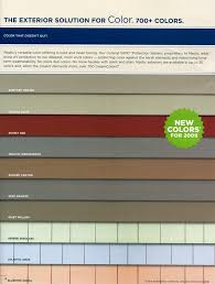 Mastic Siding Color Chart Napco Vinyl Siding Color Chart Best Picture Of Chart