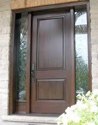 wood front doorsSolid Wood Exterior Doors  Best Home Furniture Ideas