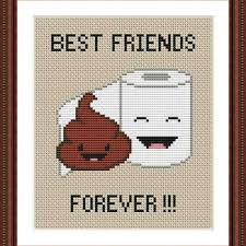 friends go together like peanut er and jelly mac and cheese peas and pods toilet paper and everyone knows that these two things will always