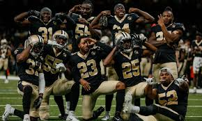 New Orleans Saints Wr Depth Chart 2019 Nfl Free Agency Saints Depth Chart After First Week Of