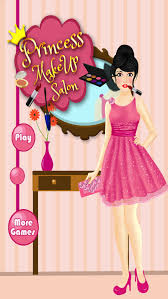 princess make up salon stylish s beauty game screenshot on ios