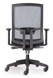 Image Wobi Office Kal Task Chair Back View Direct Office Furniture Buy Kal Task Mesh Office Chair Office Chairs Delivery Direct
