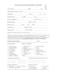 health history forms eason eye care optometry in thomasville ga usa online forms
