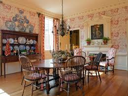 English Dining Room Furniture Cool Decorating