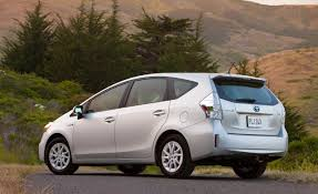 Image result for picture 2014 Prius V