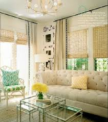 living room living room long tufted queen anne loveseat paired with cool glass nesting coffee table
