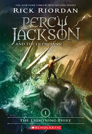 book the lightning thief by rick riordan expand details percy jackson