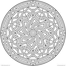 Small Picture The 25 best Mandala printable ideas on Pinterest Mandala
