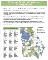 stop the cap windstream exposed provider under investigation in the company released this map showing planned service upgrades for two thirds of the