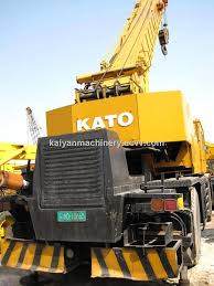Kato Kr45h V Load Chart Used Kato Rough Crane Kr 45h V Kato 45t High Quality