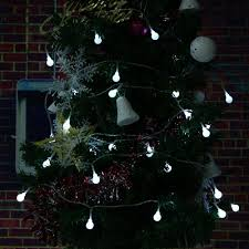 Battery Operated Lights Christmas Outdoor Us 6 57 22 Off 4m 40 Led Cherry Balls Fairy String Decorative Lights Battery Operated Wedding Christmas Outdoor Patio Garland Decoration In Led
