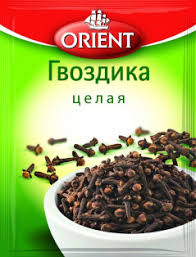<b>Гвоздика целая ORIENT</b>, пакет 9 г. 1/20 | online-alina.ru
