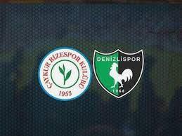 Çaykur Rizespor - Denizlispor maçı ne zaman? Saat kaçta? Hangi kanalda  canlı yayınlanacak? - Haberyum