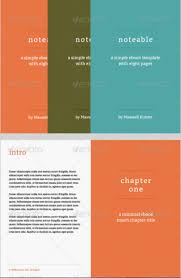 Ebook Template Top Indesign Templates To Showcase Your Ebook Envato