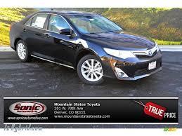 2014 Toyota Camry Hybrid XLE in Attitude Black Metallic - 107913 ...