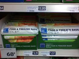resealable freezer bags a travelling essential the small ones are usually the right size