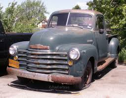 of WNY - 1951 Chevy pickup