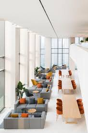 orange office furniture. gallery of soho bund aim architecture 4 orange office furniture n