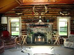 Log Cabin Living Room Decorating Ideas Log Cabin Living ...