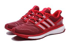 Cheap Men's Boost Online Sale Running Energy Red 3 Adidas Shoes