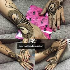 199 likes 5 comments arous al madam saloon arousalmadamsalon on instagram mahendi designhenna arthenna