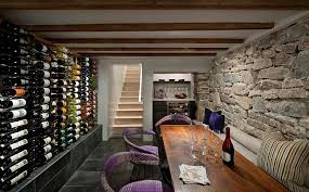 Home Basement Designs Cool Connoisseur's Delight 48 Tasting Room Ideas To Complete The Dream