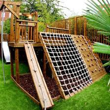 Creative of Playground Ideas For Backyard 1000 Ideas About Outdoor Playset  On Pinterest Swing Sets