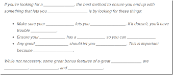 Story Outline Template Interesting 44 Blog Post Templates To Make Blogging Faster
