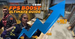 how to increase fps in cs go best