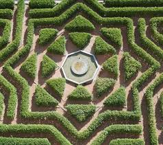 Small Picture Formal Garden Design