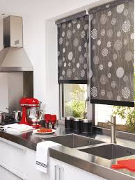 Roman Blinds In Kitchen Knight Shades Blinds West Lothian Made To Measure Blinds