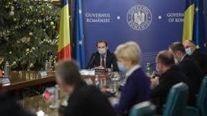 FOTO-VIDEO Prima reuniune a Guvernului Cîțu, la Palatul Victoriei. DECIZIILE imediate cerute de premier