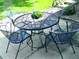 white wrought iron garden furniture. Cast Iron Outdoor Table Bistro Sets Full Image For Garden  Furniture . White Wrought