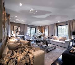 Taupe Living Room Stunning Interior By Eric Kuster Living Rooms Pinterest